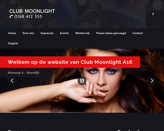 Club Moonlight A16 Logo